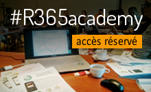R365 Academy : accès réservé aux participants