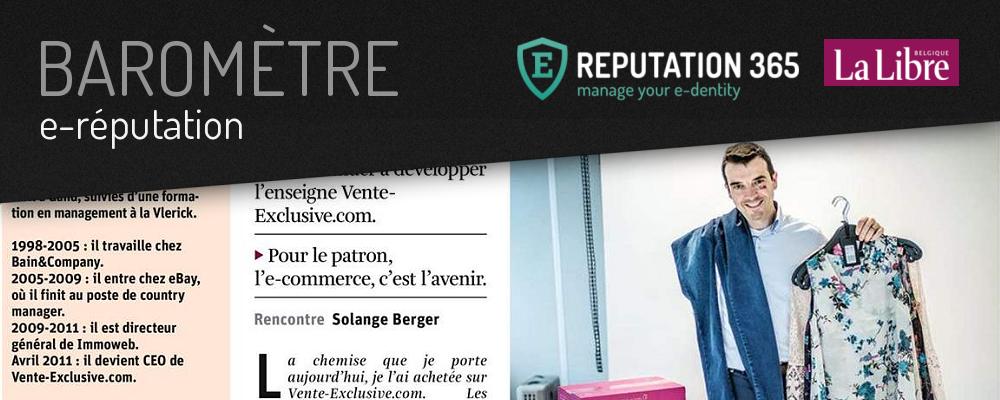 E r putation de peter grypdonck vente exclusive - Vente exclusive belgique ...